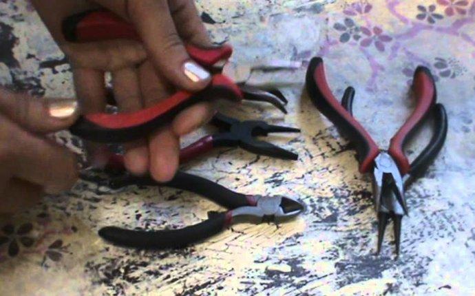 Инструменты для изготовления бижутерии Азбука фурнитуры для