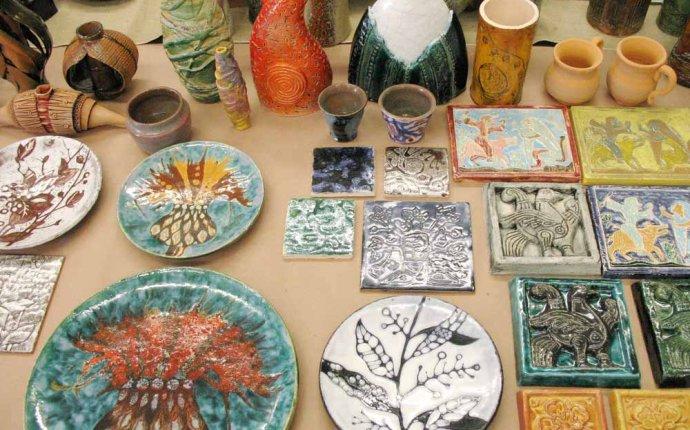 Поделки из керамики фото
