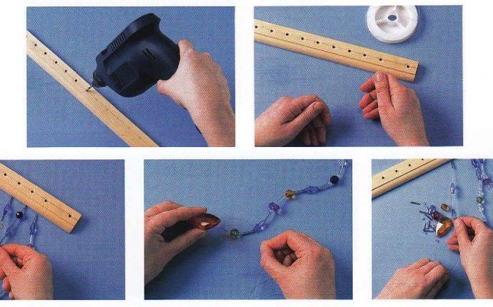 Стеклярус: поделки и украшения своими руками (фото и видео)